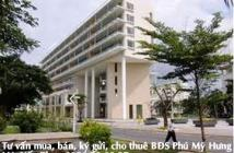 Chung cư Garden Plaza 2 quận 7 Phú Mỹ Hưng hướng biệt thự Mỹ Kim