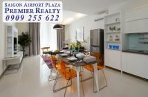 Cần bán căn hộ cao cấp 4PN, 210m2 tại SAIGON AIRPORT PLAZA, CĂN GÓC, 2 ban công Đông Nam & Đông Bắc, 10 tỉ nội thất cơ bản.