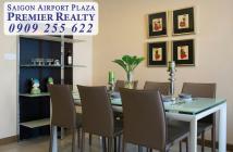 Bán căn hộ chung cư SAIGON AIRPORT PLAZA 2PN diện tích 95m2 chỉ 41 triệu/m2 full nội thất cao cấp nhà mới