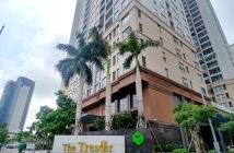 Bán căn hộ 2PN The Tresor Q4 DT 58m2 – View bến Vân Đồn. LH: 0908 555 853
