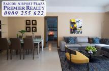 Cần bán gấp Căn hộ cao cấp SAIGON AIRPORT PLAZA 3PN diện tích 110m2 nội thất đầy đủ, nắng sáng. Liên hệ hotline: 0909255622