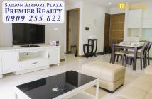 Cần bán gấp Căn hộ cao cấp SAIGON AIRPORT PLAZA 3PN, 156m2, CĂN GÓC, view công an cửa khẩu, nội thất cơ bản. Hotline: 0909255622