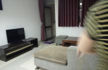 Cho thuê căn hộ cao cấp Screc Tower, Quận 3, giá 12tr/th, 59m2, 1PN, nội thất đầy đủ, nhà đẹp, lầu cao