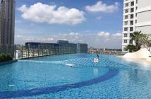 Cho thuê căn hộ Sunrise City View,DT:76 m2, giá rẻ siêu đẹp chỉ  18tr/tháng 2PN,2WC.Full nội thất.