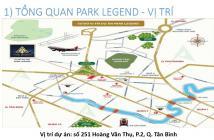 Căn hộ Park Legen Quận Tân Bình