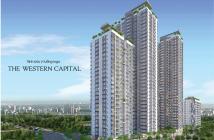 Kẹt tiền bán căn Western Capital 50m2, 2PN có NT bàn giao 2020 TT 65% theo tiến độ. 0938888770