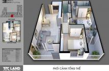 Gia đình cần bán căn 2pn 2wc dự án carillon 7 hướng đông giá 2180 tỷ ,lh: 0902 567 537