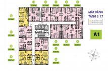 Bán căn hộ Topaz home quận 9 69m2 3 phòng ngủ giá 1,740 tỷ