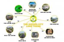 Bán đất nền dự án tại The Golden City Long Thành - Huyện Long Thành -
