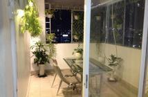 Ana bán CC Nguyễn Văn Đậu, lô B lầu cao 120m2 thiết kế gồm 2PN, 2WC có khoảng sân vườn rộng!