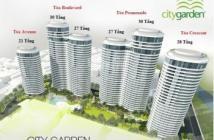 Định Cư Nước Ngoài Cần Bán Gấp City Garden Ngô Tất Tố 3PN giá 7.9 tỷ