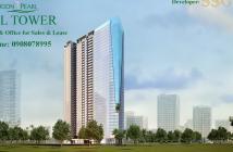Bán căn hộ Opal Saigon Pearl, Q Bình Thạnh, 2PN, DT 95m2 rộng nhất view Landmark 81 tầng cao