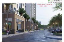 Chỉ cần vốn ban đầu 750tr vào ở ngay CHCC I - Park quận 12 - 78m2 - 2PN, full nội thất