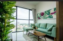 Cho thuê The Ascent 74m2, 2PN, đầy đủ nội thất, lầu cao, view sông Thảo Điền, giá thuê: 21.5tr/th.