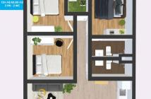 Bán căn hộ Topaz home quận 9 3 phòng ngủ giá 1,7 tỷ