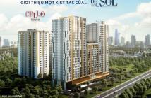 Cần chuyển nhượng căn hộ De La Sol quận 4 - 2PN - 72m2 - giá 5.2 tỷ - nội thất CĐT - LH 0934853508