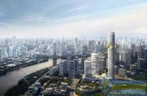Chuyển nhượng căn hộ Empire City 1PN - 65m2 - view hồ bơi - giá 5.7 tỷ (thương lượng) - 0934853508