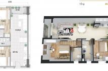 CĐT bán căn hộ 2PN dự án Prosper Plaza Quận 12. Giá 2.1 tỷ, sổ hồng riêng, cho vay ngân hàng 70%.