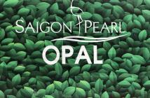 Tôi bán căn số 10 Opal Tower_Saigon Pearl 95m2 view sông Sài Gòn