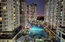 Căn hộ The Art tầng 9, full nội thất cao cấp, view hồ bơi 1.800m2, sổ hồng riêng- 0917 999 515
