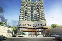 Cần bán căn hộ 60m2, 2PN tại dự án Asiana Capella, Quận 6 thuận tiện về quận 1. Giá bán 2,6 tỷ.