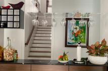 Định cư bán gấp biệt thự đơn lập mỹ văn 2 pmh q7, dt 18x16 nội thất làm kỹ giá 43 tỷ LH 0909865538