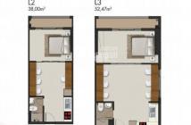 Tôi cần bán căn officetel L4-09, L12-18, L5-10 giá hợp đồng + chênh lệch thấp LH 0903379118 miễn TG