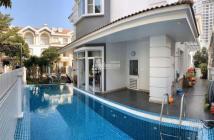 Gia đình định cư nước ngoài cần bán nhanh biệt thự đơn lập khu Mỹ Văn , có hồ bơi