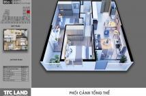 Chính chủ cần tiền bán gấp căn 2PN hướng Đông giá 2.080 tỷ - Giá tốt nhất dự án
