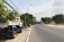 Bán gấp lô đất mặt tiền đường Nguyễn Bình gần cầu Bà Sáu, Nhơn Đức, Nhà Bè. Giá 45tr. 0931 333 997.
