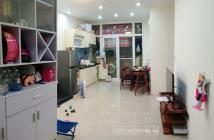Bán CH Q. Bình Tân sổ hồng, 65m2 full nội thất, tầng cao thoáng mát