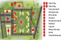 Căn hộ Vision 48.7m2 lọt lòng 45.34m2, nhà trống. Sang tên nhận nhà trong 2 tuần, giá 1,2 tỷ