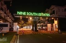 Bán căn đơn lập Nine South Vina Capital nhà thô, sổ hồng, 272m2, giá 26 tỷ, view góc sông cực đẹp
