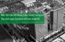 Mở Bán Sunshine Horizon, TT 25%, CK10%, Nội Thất Chuẩn Châu Âu, Smart Living 4.0, Lh 0906848880