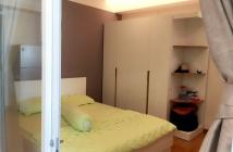 Cho thuê căn hộ 2PN-1WC Flora Anh Đào MT Đỗ Xuân Hợp, full nội thất . View hồ bơi giá 7,5tr/th