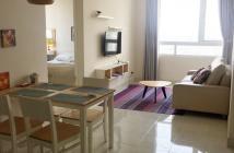 Cho thuê căn hộ 2 phòng ngủ, lầu cao