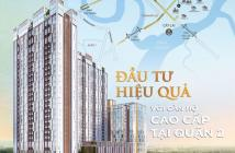 210 triệu sở hữu căn hộ cao cấp duy nhất tại khu đô thị quận2, PTTT chậm 36 tháng, ngân hàng hỗ trợ 70%