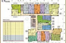 Bán căn hộ CT Plaza Nguyên Hồng,gần sân bay,2PN, giá 2ty680
