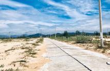 Đất mặt tiền biển–giá tốt–sổ đỏ-hạ tầng hoàn thiện-chỉ 650tr