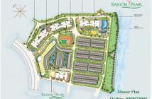 Cần bán căn hộ Opal Tower - Saigon Pearl, 3PN, DT 136m2, Giá 7,9 tỷ, Q Bình Thạnh mới 100%