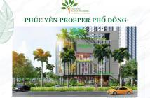 Mở bán đợt đầu căn hộ Prosper Phố Đông mặt tiền Tô Ngọc Vân. LH 0966966548