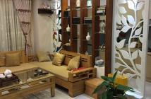 Bán căn hộ Bộ công an, Q2, DT 74m2, 2PN, căn góc, nội thất đầy đủ, lầu cao, giá bán 3 tỷ. LH 0909527929