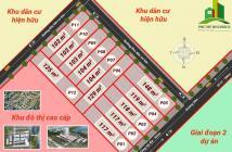 Mạt tiền ngay trung tâm khu hành chính thương mại thị xã phú mỹ tiện lợi xây dựng kinh doanh