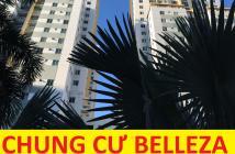 Bán căn góc Belleza 88m2: 2PN + 2WC, nội thất dính tường, view Đông Nam Lầu cao thoáng mát