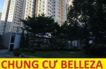 Bán chung cư Belleza, 50m2, 1 phòng ngủ, đang đợi sổ hồng.