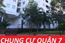 Chung Cư Quận 7; 92m2, 2 phòng ngủ, 2WC, đã lót sàn gỗ toàn căn hộ giá: 2.1 tỷ.