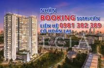 Booking giai đoạn đầu căn hộ cao cấp precia quận 2