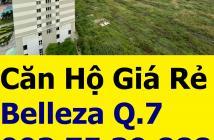 Bán căn hộ giá rẻ Quận 7, DT 105m2, 3PN.