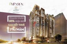 Bán căn hộ D1Mension Capitaland, Q.1 - 2PN, 84m2 - Giá 10 tỷ - 0813633885