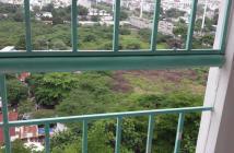 Bán căn góc lầu 8 view Phạm Văn Đồng 87.1m2 2 balcony nhà trang trí đẹp nội thất cửa gỗ Căm Xe tốt